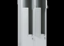 Метален шкаф Carmen CR-1280 L 185х80х45см